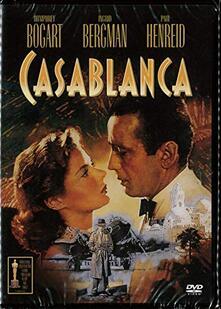 Casablanca. Slim Edition (DVD) di Michael Curtiz - DVD