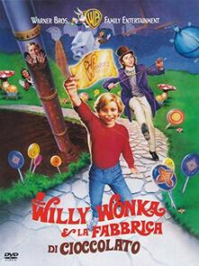 Willy Wonka e la Fabbrica del Cioccolato. Slim Edition (DVD) di Mel Stuart - DVD