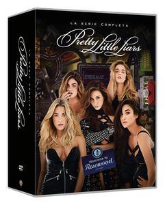 Film Pretty Little Liars. La serie completa. Stagioni 1-7. Serie TV ita (36 DVD) Norman Buckley Ron Lagomarsino Chad Lowe
