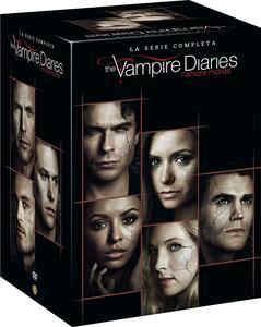 Film Vampire Diaries. Serie completa (38 DVD) Chris Grismer Wendey Stanzler Lance Anderson