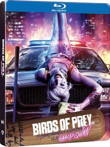 Birds of Prey e la fantasmagorica rinascita di Harley Quinn. Con Steelbook (Blu-ray) di Cathy Yan - Blu-ray