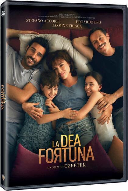 La Dea Fortuna Dvd Dvd Film Di Ferzan Ozpetek Commedia Ibs