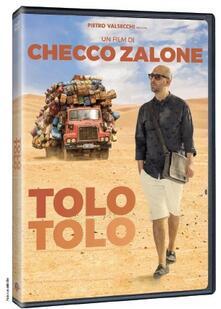 Tolo Tolo (DVD) di Checco Zalone - DVD