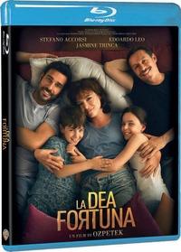 Cover Dvd La dea fortuna (Blu-ray)
