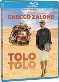 Cover Dvd Tolo Tolo (Blu-ray)