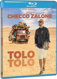 Tolo Tolo (Blu-ray) di Checco Zalone - Blu-ray