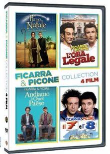 Cofanetto Ficarra e Picone (4 DVD) di Salvatore Ficarra,Valentino Picone