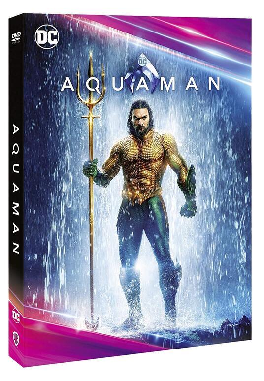 Aquaman. Collezione DC Comics (DVD) di James Wan - DVD