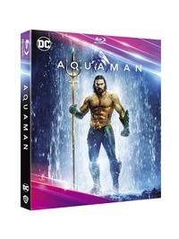 Cover Dvd Aquaman. Collezione DC Comics (Blu-ray)