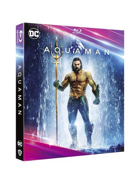Aquaman. Collezione DC Comics (Blu-ray) di James Wan - Blu-ray