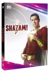 Cover Dvd Shazam! Collezione DC Comics (DVD)