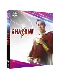 Cover Dvd Shazam! Collezione DC Comics (Blu-ray)