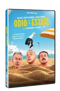 Cover Dvd Odio l'estate (DVD)