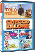 Cofanetto Zalone 5 Film (DVD)