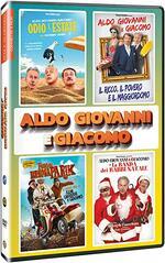 Cofanetto Aldo, Giovanni e Giacomo (DVD)