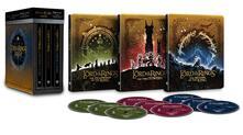 Il Signore degli anelli. La Trilogia. Con Steelbook (9 Blu-ray Ultra HD 4K) di Peter Jackson