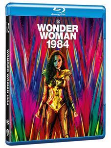 Film Wonder Woman 1984 (Blu-ray) Patty Jenkins