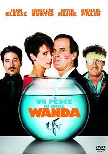Un pesce di nome Wanda (DVD) di Charles Crichton - DVD