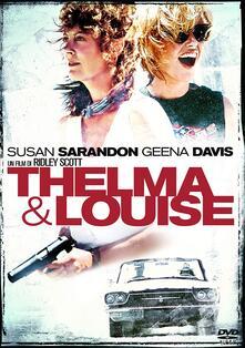 Thelma & Louise (DVD) di Ridley Scott - DVD