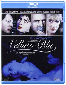 Velluto blu (Blu-ray) di David Lynch - Blu-ray