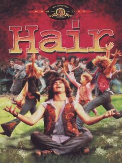 Film Hair (DVD) Milos Forman