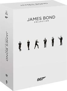 Film 007 James Bond Collection 24 Film (Blu-ray) Martin Campbell Irvin Kershner Sam Mendes Terrence Young