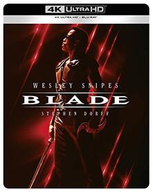Blade. Con Steelbook (Blu-ray + Blu-ray Ultra HD 4K) di Stephen Norrington - Blu-ray + Blu-ray Ultra HD 4K