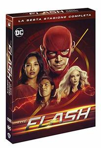 Film The Flash. Stagione 6. Serie TV ita (4 DVD) Gregory Smith Chris Peppe Sarah Boyd