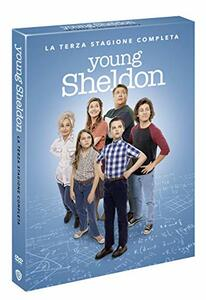 Film Young Sheldon. Stagione 3. Serie TV ita (2 DVD) Jaffar Mahmood Alex Reid