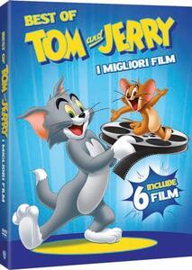 Film Tom & Jerry. Best Of Movies (6 DVD) Spike Brandt Scott Jeralds Phil Roman