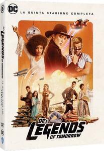 Film DC's Legends of Tomorrow. Stagione 5. Serie TV ita (DVD) David Geddes Dermott Downs Gregory Smith
