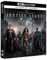 Zack Snyder's Justice League (Blu-ray + Bly-ray Ultra HD 4K)