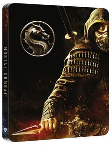 Film Mortal Kombat. Steelbook (Blu-ray + Blu-ray Ultra HD 4K) Simon McQuoid