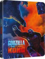 Godzilla vs Kong, Steelbook (Blu-ray + Blu-ray Ultra HD 4K)
