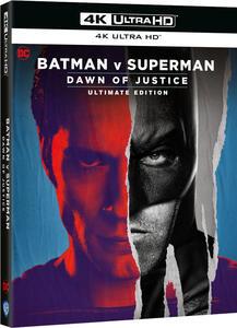 Film Batman V Superman. Dawn of Justice Ultimate Edition (Blu-ray + Blu-ray Ultra HD 4K) Zack Snyder