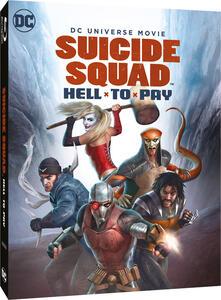 Film Suicide Squad. Un inferno da scontare (Blu-ray) Sam Liu
