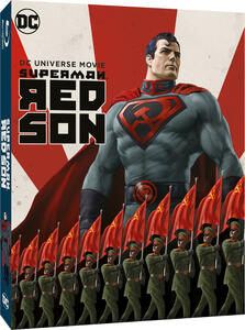 Film Superman. Red Son (Blu-ray) Sam Liu