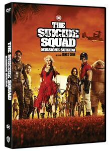 Film Suicide Squad 2. Missione suicida (DVD) James Gunn