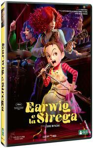 Film Earwig e la strega (DVD) Goro Miyazaki