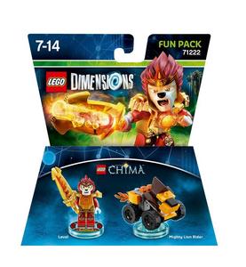 Videogioco LEGO Dimensions Fun Pack LEGO Chima. Laval PlayStation4