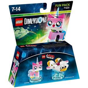 LEGO Dimensions Fun Pack LEGO Movie. Unikitty