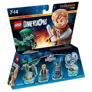 Videogioco LEGO Dimensions Team Pack Jurassic World PlayStation4