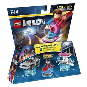 LEGO Dimensions Level Pack Ritorno al futuro