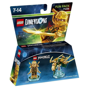 Videogioco LEGO Dimensions Fun Pack Ninjago. Lloyd PlayStation4