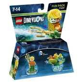 Videogiochi PlayStation4 LEGO Dimensions Fun Pack DC Comics. Aquaman