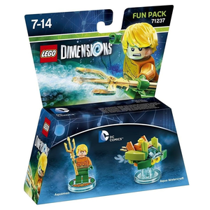 Videogioco LEGO Dimensions Fun Pack DC Comics. Aquaman PlayStation4