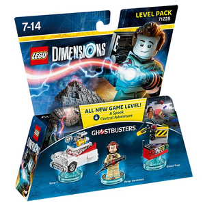Videogioco LEGO Dimensions Level Pack Ghostbusters PlayStation4