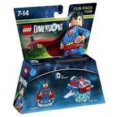 Videogiochi PlayStation4 LEGO Dimensions Fun Pack DC Comics. Superman