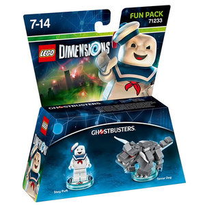 Videogioco LEGO Dimensions Fun Pack Ghostbusters. Stay Puft PlayStation4