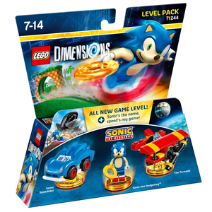 Videogioco LEGO Dimensions Level Pack Sonic PlayStation4